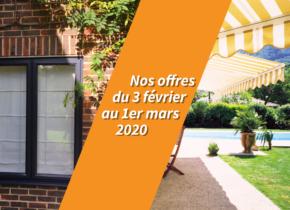 offres fevrier 2020